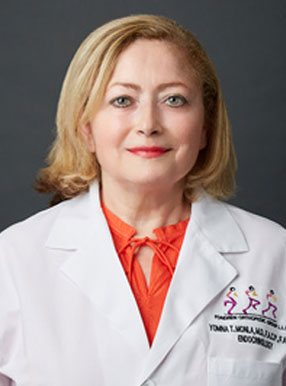 Yomna Monla - Endocrinologist